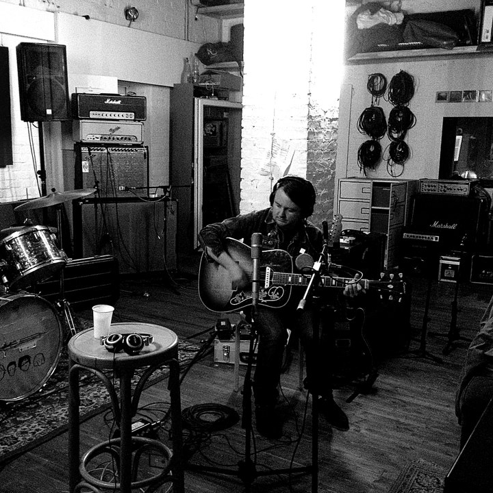 Dep recording in Berlin