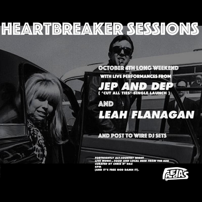 HEARTBREAKER JEP AND DEP